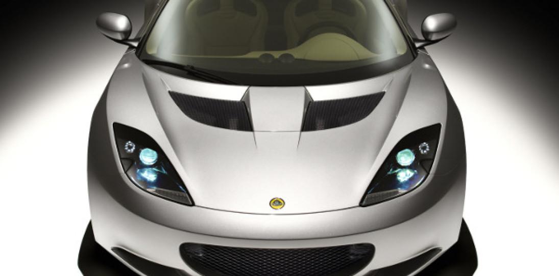 2010 Lotus Evora: Coming to America