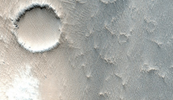 Martian Landscapes in the Eyes of HiRISE