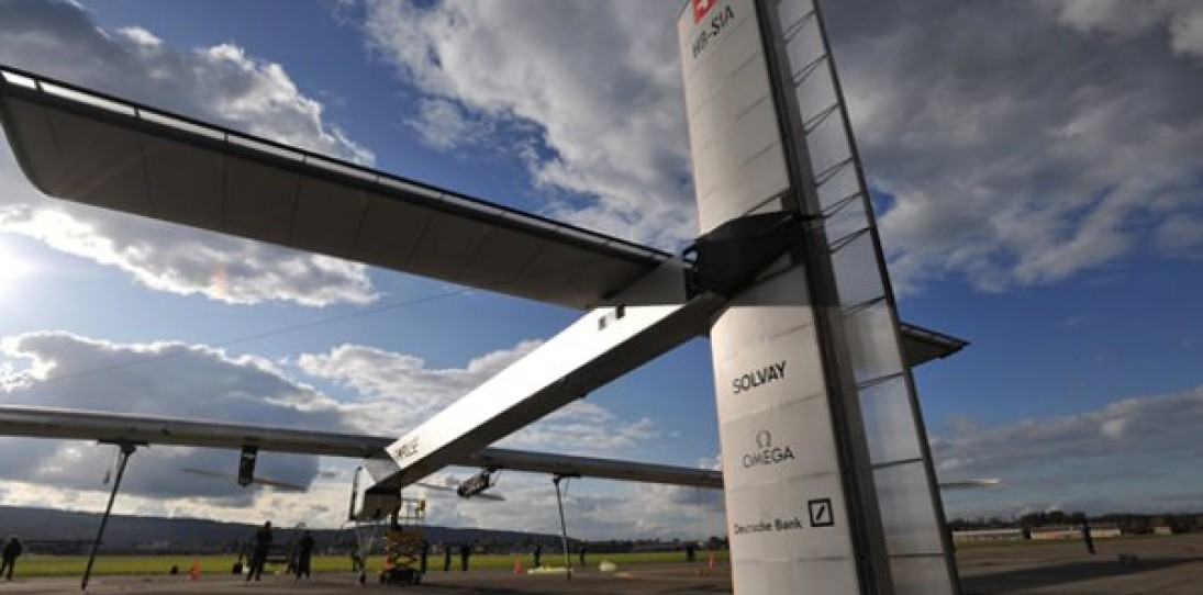 The Solar Plane by Solar Impulse