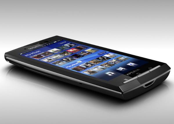 sony ericsson experia x10 5 Sony Ericsson Xperia X10: Android Powered