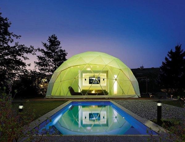 zendome 1 Zendome: a Modern Outdoor Habitat