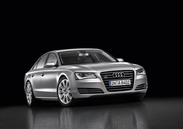 2011 audi a8 1 2011 Audi A8: Lusty Luxury