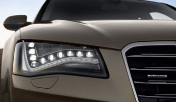 2011 Audi A8: Lusty Luxury