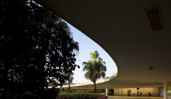 Brazilian Architect Oscar Niemeyer Turns 102