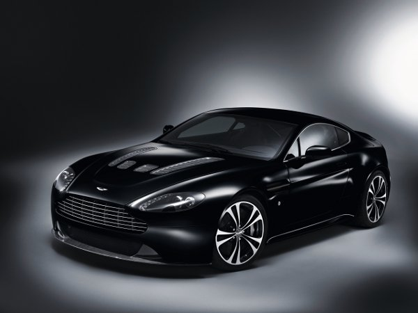 aston martin carbon black dbs and v12 vantage 1 Aston Martin Carbon Black DBS and Vantage