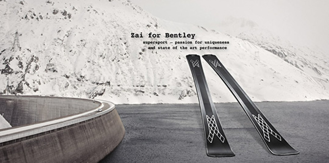 Bentley Zai Supersport Skis