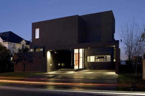 casa negra andres remy arquitectos 1 Casa Negra by Andres Remy Arquitectos