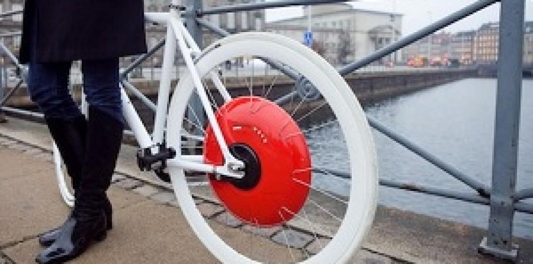 Copenhagen Wheel: MIT Revolutionizes Cycling