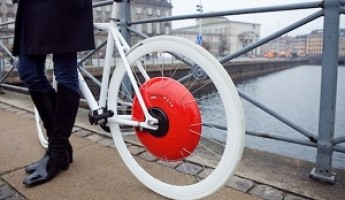 Copenhagen Wheel: MIT Revolutionizes Cycling