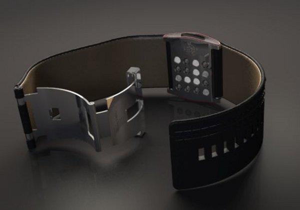 diesel braille wrist watch 2 Diesel Braille Watch Concept