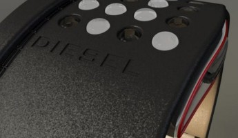 Diesel Braille Watch Concept