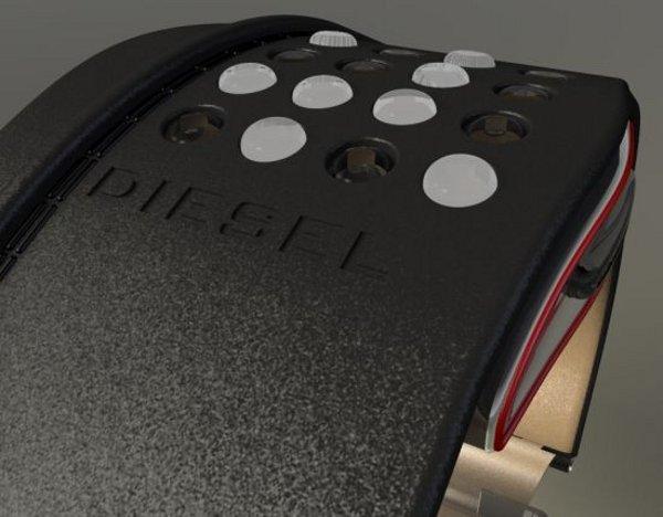 diesel braille wrist watch 6 Diesel Braille Watch Concept