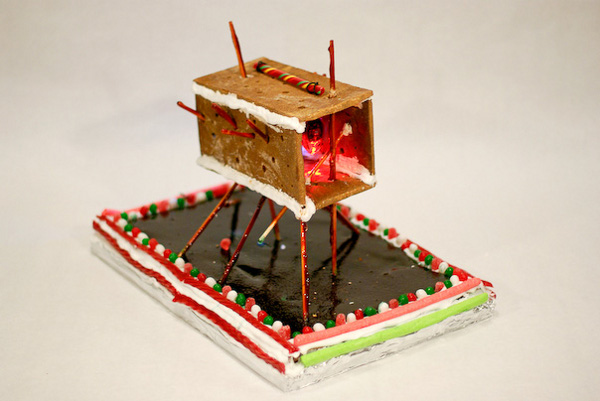 gingerbread architecture arctic retreat mallen architecture 1 Gingerbread Architecture by Creative Room
