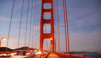 Golden Gate Bridge: The View From The Top