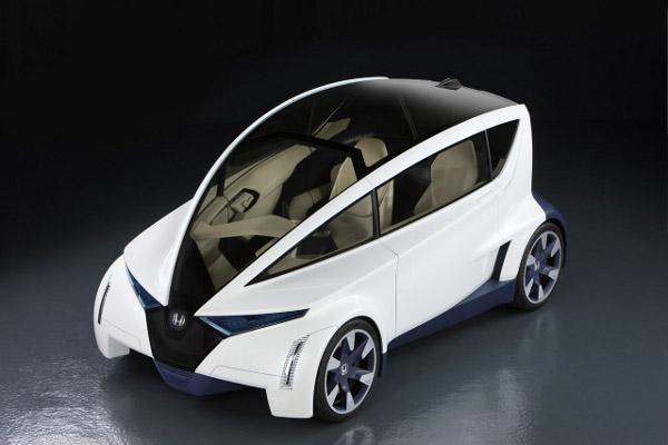 honda pnut personal neo urban transport concept 1 Honda P NUT Personal Urban Transport Concept