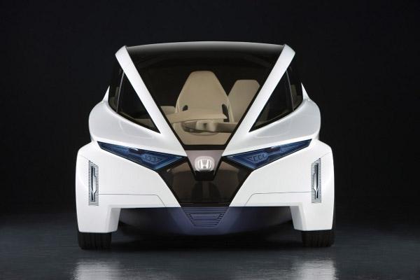 honda pnut personal neo urban transport concept 2 Honda P NUT Personal Urban Transport Concept