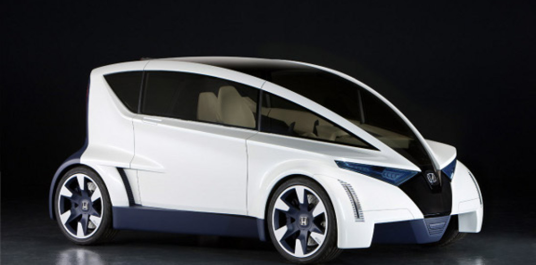 Honda P-NUT Personal Urban Transport Concept