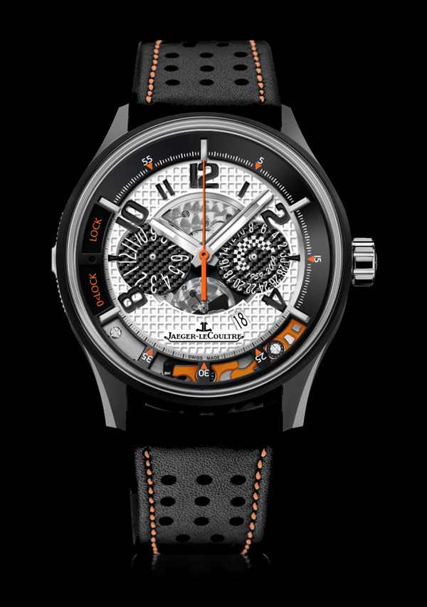 jaeger LeCoultre amvox2 racing chronograph watch 1 Jaeger LeCoultre AMVOX2 Racing Chronograph