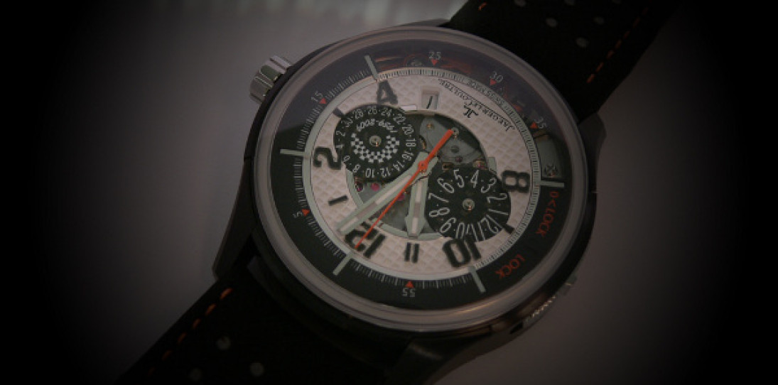Jaeger-LeCoultre AMVOX2 Racing Chronograph