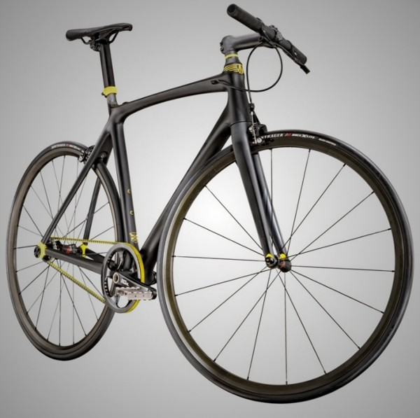 The Lance District Fixed Gear Bike
