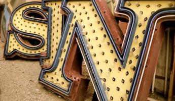 Neon Boneyard: the Las Vegas Neon Museum