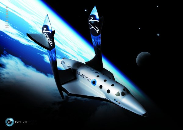 space ship two virgin galactic 3 SpaceShipTwo by Virgin Galactic: Officially Revealed