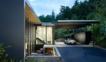 Wood Block Residence by Chadbourne and Doss Architects