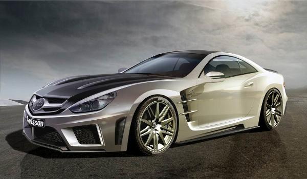 Carlsson C25 Super GT 1 Carlsson C25 Super GT