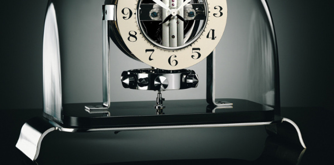Jaeger Le-Coultre Atmos Clock