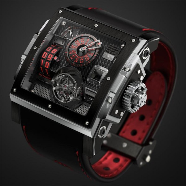 hd3 complication black pearl watch 1 HD3 Complication Black Pearl Watch