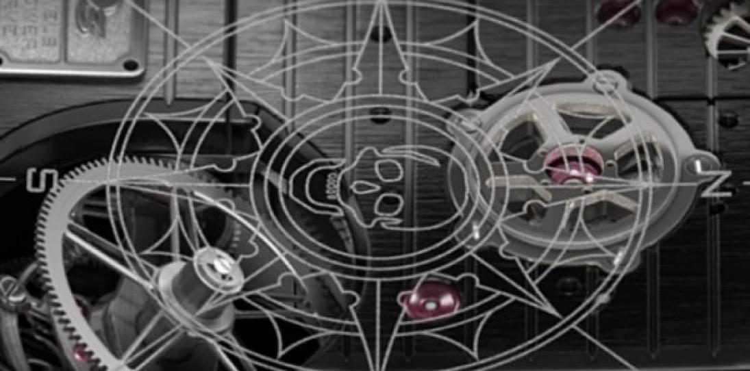 HD3 Complication Black Pearl Watch