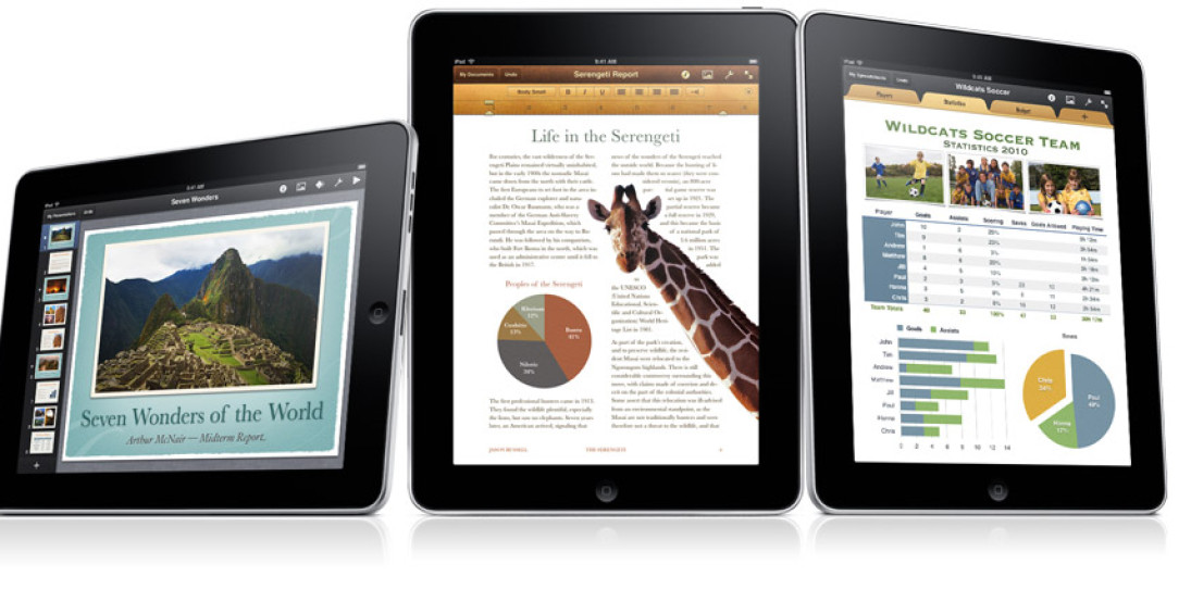 Apple iPad: The Apple Tablet Officially Revealed