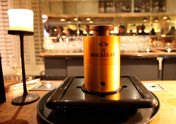 macallan ice ball machine 2 The Macallan Ice Ball Machine