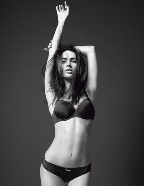 Megan Fox Giorgio Armani
