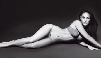 Megan Fox for Emporio Armani 2010