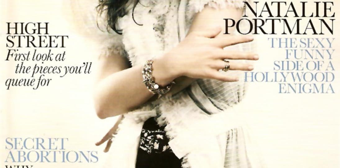 Natalie Portman in Elle Magazine UK