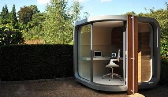 OfficePOD: The Prefab Home Office