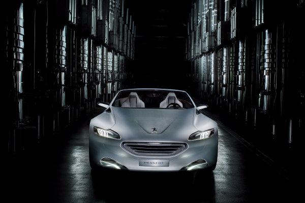 peugeot sr1 concept 2 Peugeot SR1 Concept Car