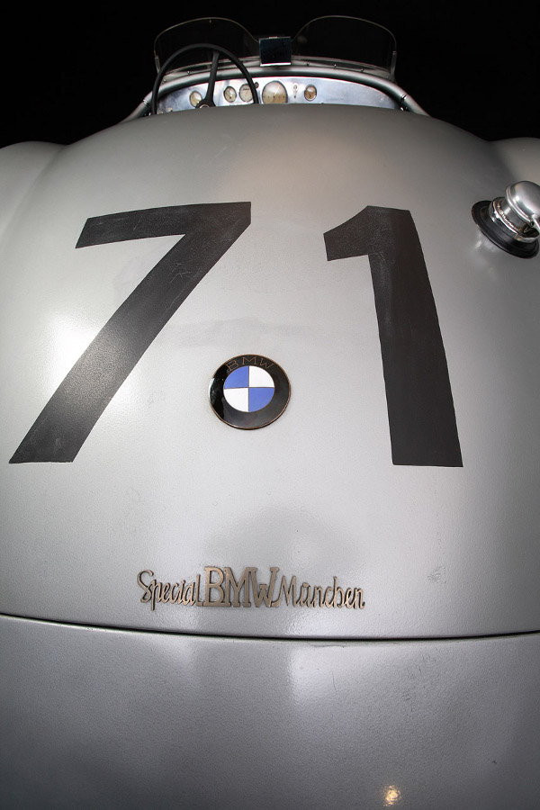 1937 BMW 328 Mille Miglia 11