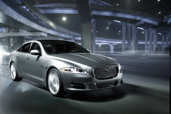 2011 Jaguar XJ Electric Luxury Car