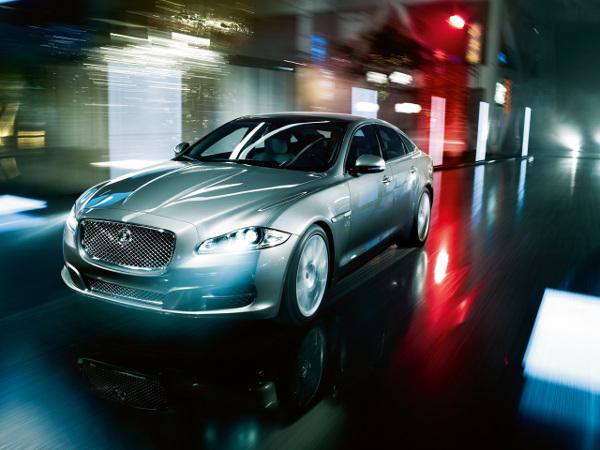 Jaguar Xj Best Luxury Cars: 2011 Jaguar XJ Electric Luxury Car