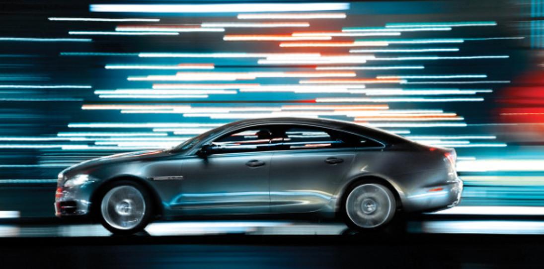 2011 Jaguar XJ Electric Luxury Car