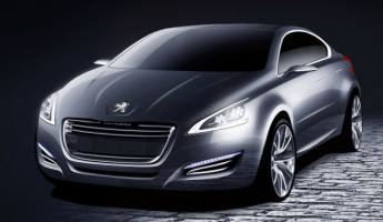 5 by Peugeot Officially Revealed