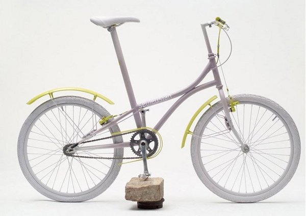 Felix Urban Bicycle Concept by Charles Seuleusian 1 Felix Urban Bicycle by Charles Seuleusian