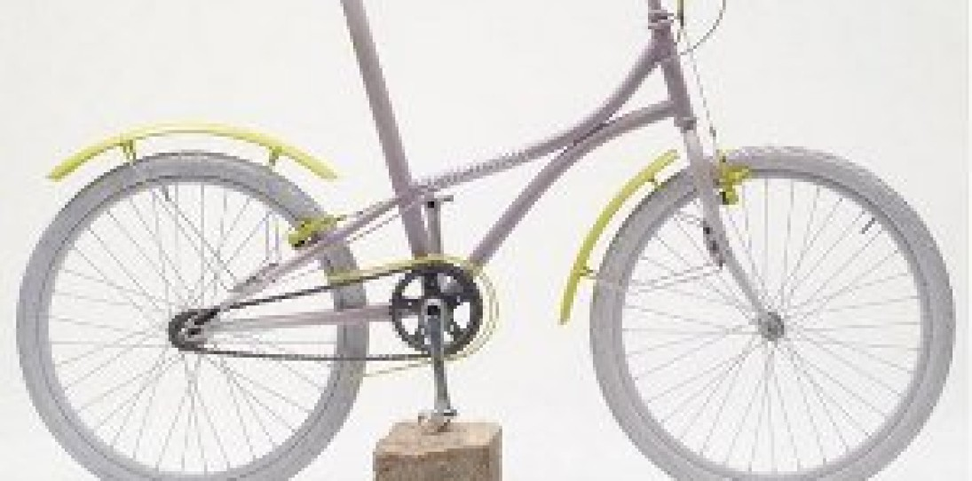 Felix Urban Bicycle by Charles Seuleusian
