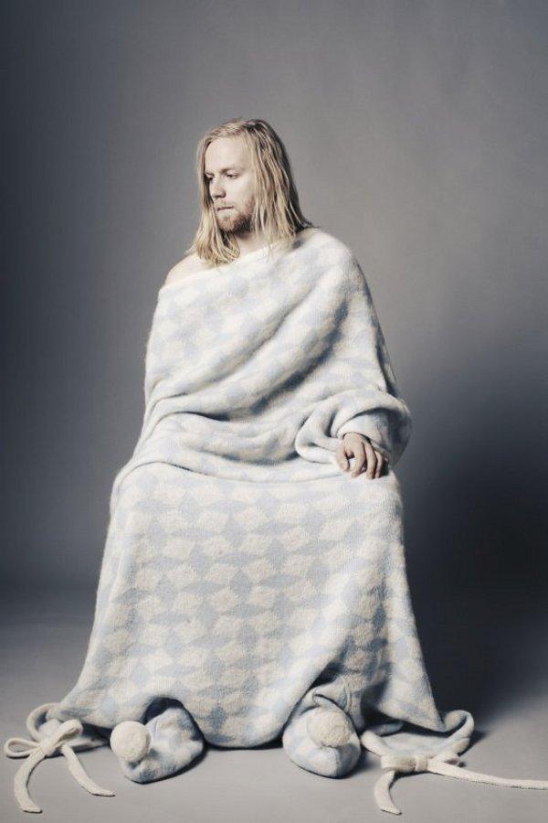 Vík Prjónsdóttir Designer Blankets