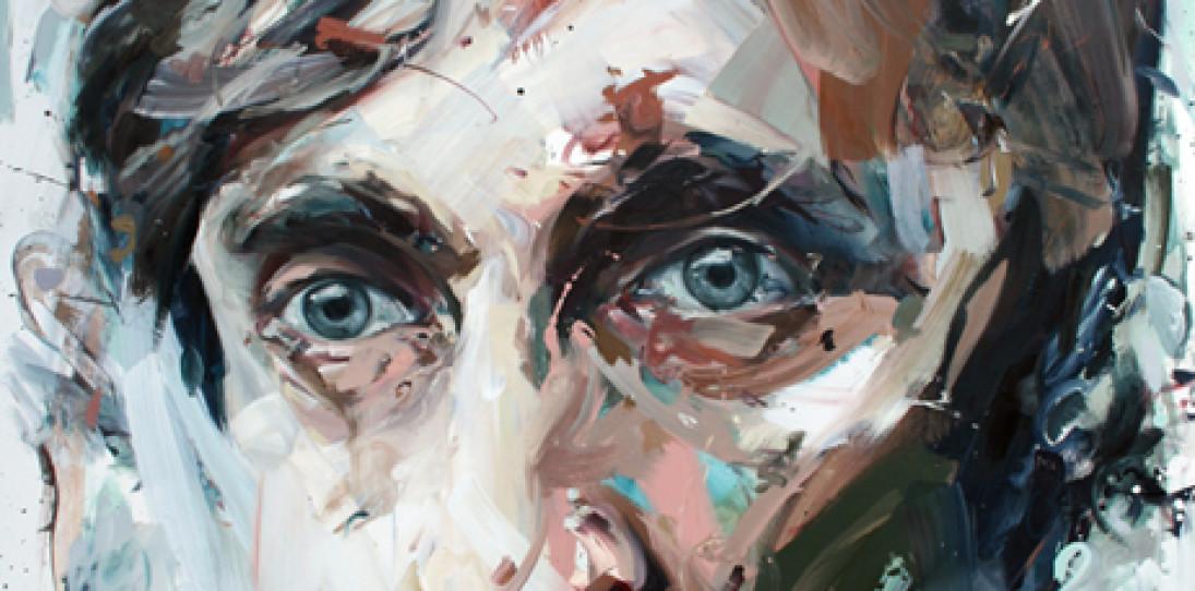 Nick Lepard Oil on Canvas
