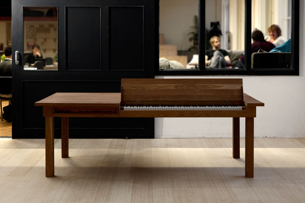 piano table georg bohle 1 Piano Table by Georg Bohle