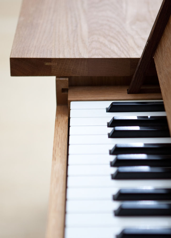 Piano Table by Georg Bohle