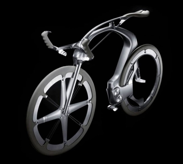 puegot b1k concept bicycle 2 Peugeot B1K Bicycle Concept